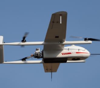 成都纵横CW-30 大鹏垂直起降固定翼