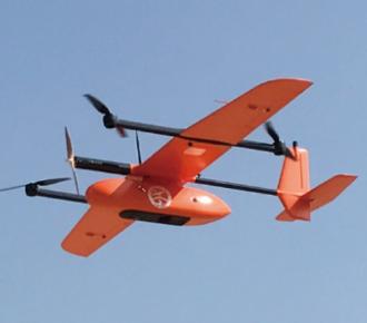 成都縱橫CW-10C垂直起降固定翼無人