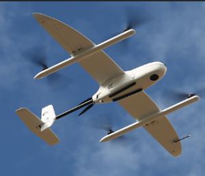 成都纵横CW-007 大鹏垂直起降固定翼