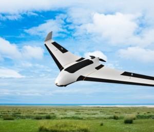 北京威特空间HB260飞翼无人机