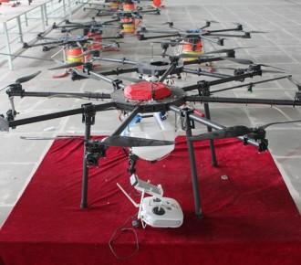 河南田秀才植保3WD8-10型植保無人機