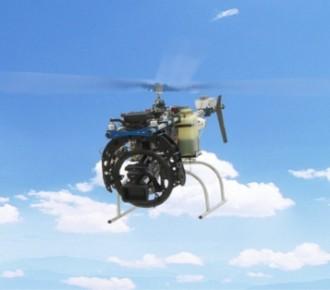 廣州天海翔無人直升機02型