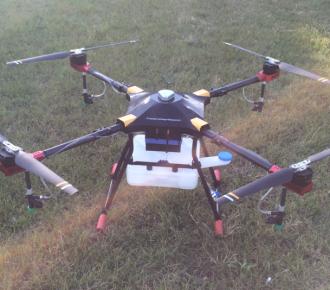 JF-S20 四旋翼植保無人機