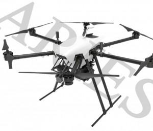ARIES H3 智能油电混合动力无人机(油电混动续航3小时)