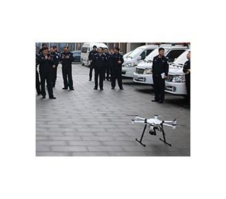 警用航拍无人机