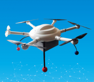 农情监测无人机