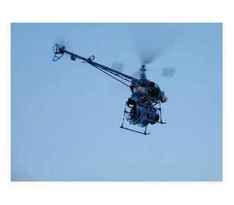260汽油動力單旋翼直升機