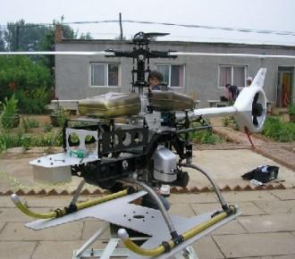 520級鋰電動力共軸雙槳直升機