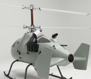 TD220轻型无人直升机