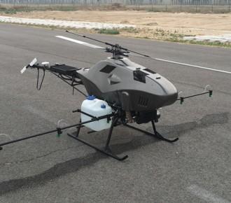 賽鷹121H無人直升機