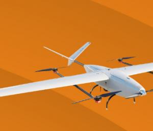 江蘇數字鷹YFT-CZ36垂直起降固定翼無人機