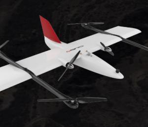 武汉智能鸟V516垂直起降固定翼无人机