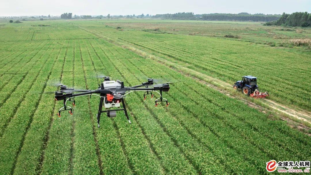 解码 T16 黑科技:AI 技术与农业应用