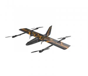 华鹞P316无人机航测系统
