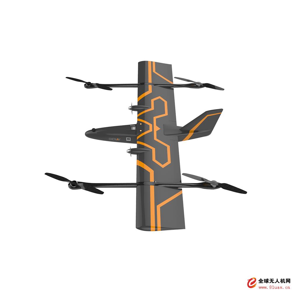 上海华测华鹞P316无人机航测系统,复合翼无人机,航拍测绘无人机,华测导航