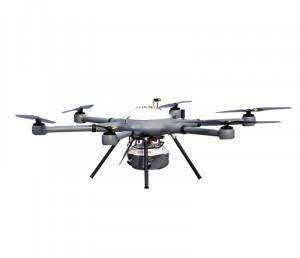 上海华测P550六旋翼无人机航拍测绘