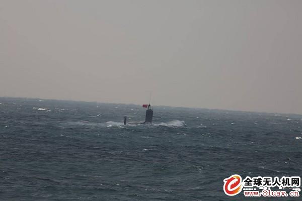 日研发「无人潜水器」对抗解放军 杜文龙:我们也用潜航器回击
