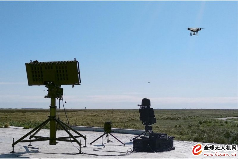 台湾反无人机系统(无人机哨兵)再升级