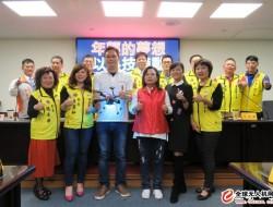 台湾首场无人机群声光演出 14日台南登场