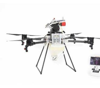M4H天途油电混合植保无人机-每亩成