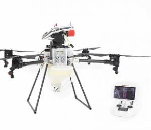 M4H天途油電混合植保無人機-每畝成本0.3元,比電動成本減少70%左右
