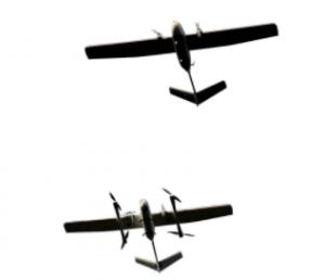 天途SP-9 VTOL型垂直起降固定翼飞机,不受起飞与降落场地干扰,航时1.5小时抗风5级