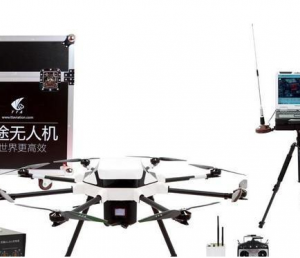 天途QX5.0天途无人机倾斜摄影相机系统 遥感