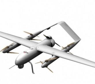 四川特飛TX-40垂直起降無人機