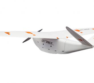 DT26X长航时固定翼无人机