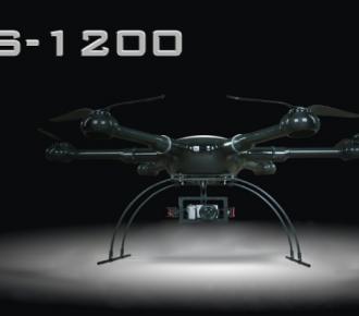 格赛利剑GS-1200型六旋翼无人机系统
