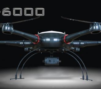 格赛利剑GS-6000型六旋翼无人机