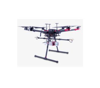 LiAir 250无人机激光雷达扫描系统