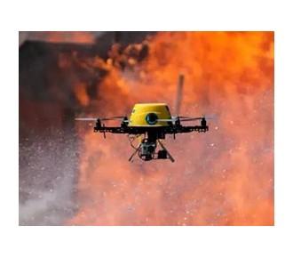 德诺消防无人机