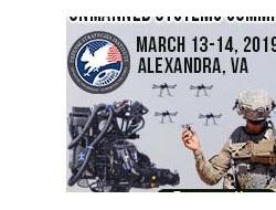 美国国防部第七届无人系统年度峰会将于今年3月在弗吉尼亚州举行