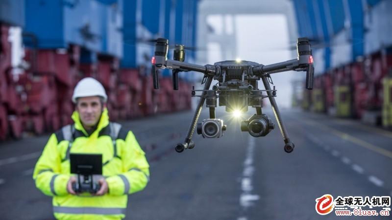 DJI 发佈 M200 V2 系列无人机 支援救援、夜间等複杂操作
