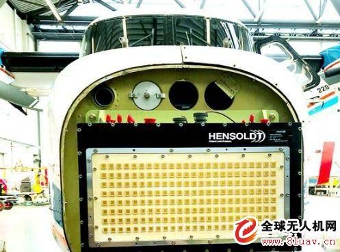 德国亨索尔特公司无人机碰撞告警雷达完成飞行试验