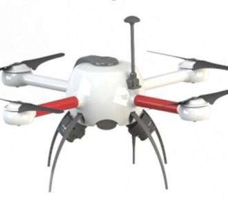 神州华星x4-2双镜头倾斜摄影四旋翼