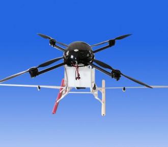 易飞翔10KG电动多旋翼植保机