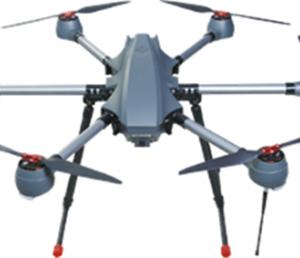 鹰眼科技系留型六旋翼无人机