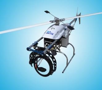 天津中翔腾航T50无人直升机系统