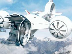 十款正在研发的炫酷飞的和飞行汽车