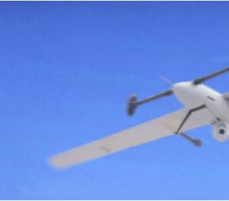 智航V230倾转旋翼固定翼无人机