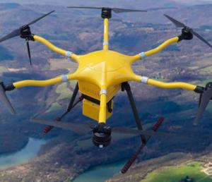 智航凌云IIS—— 长航时六旋翼无人机