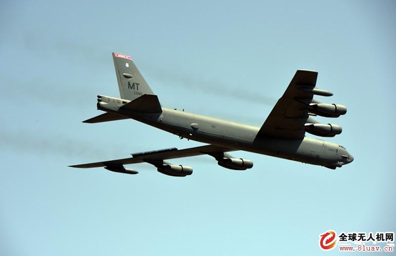 美国空军即将发布B-52轰炸机换发项目建议征询书