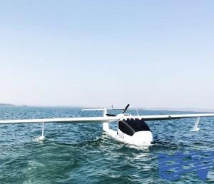 上海优伟斯U650-监控构型水陆两栖无人机