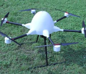 三翼航空六旋翼自主航线改进A型( MR6A-A1 )无人机