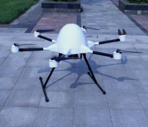 三翼PM2.5环境监测基本型(MR6-EM1)多旋翼无人机