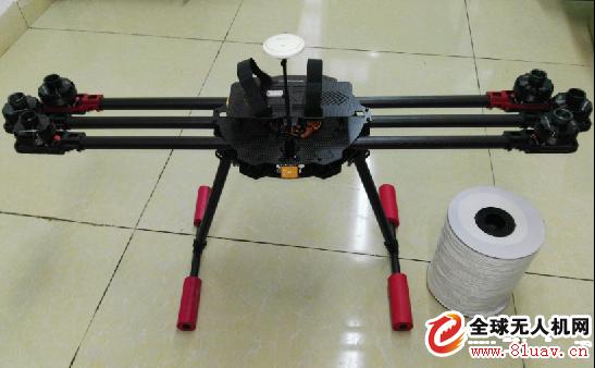 四川成都電力架線無人機廠家批發價格