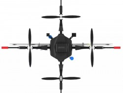"""汉和航空发布普及型产品""""金星二号""""植保无人机"""