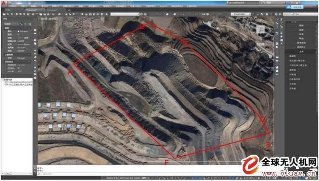 多旋翼無人機在工程方量測繪中的應用